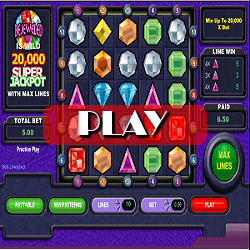 Be jeweled slot video