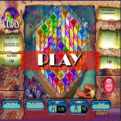 Cubis slot game