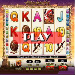 play slot game Fire hawk
