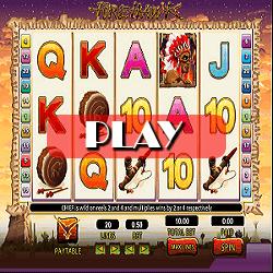 play slot game Fire hawk
