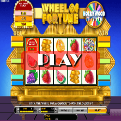 video game Wheel of Fortune