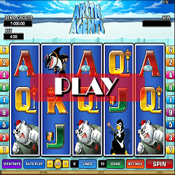 arctica gents slot game