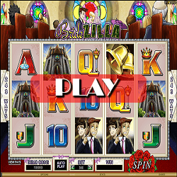play slot game bridezilla
