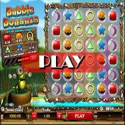 bubble bonanza video game