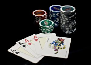Blackjack statistics chart
