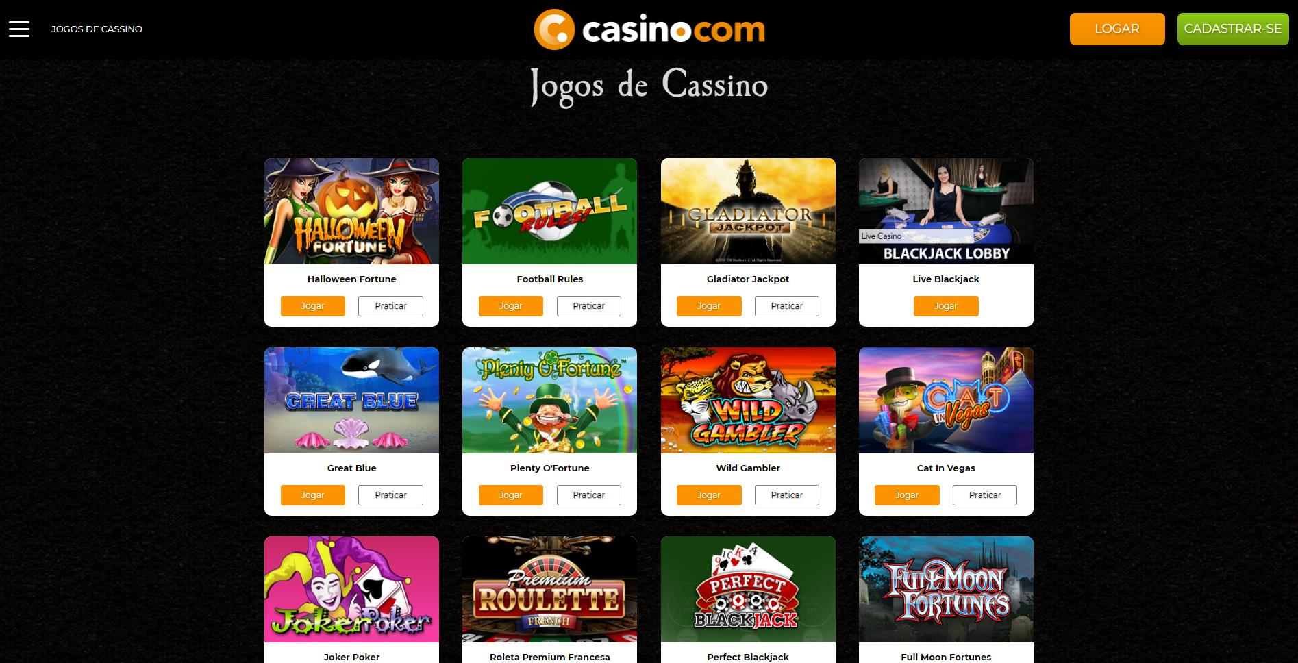 web casino get a real income